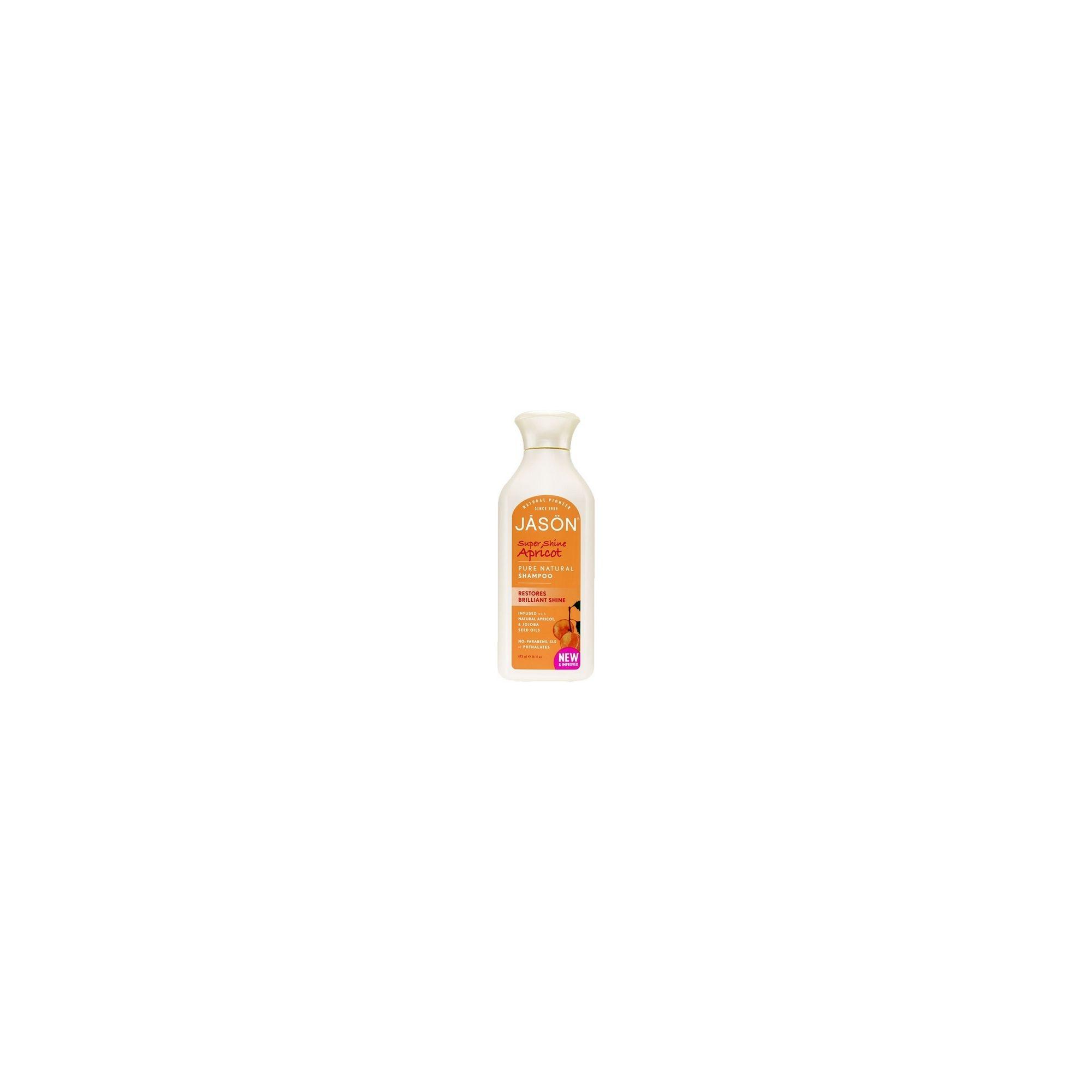 Apricot/Keratin Shampoo Organic