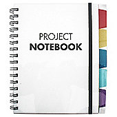 T. 5 Subject Project Notebook A5