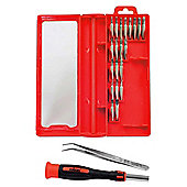 Rolson 22-piece Precision Screwdriver Bit Set