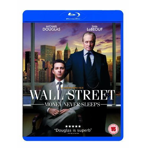 Wall Street Money Never Sleeps Blu Ray