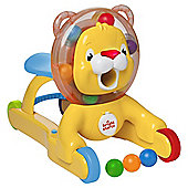 Bright Starts Lion Ride-On Toy