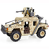 Mega Bloks Call Of Duty Light Armour Firebase