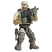 Mega Bloks Call Of Duty Light Armour Firebase