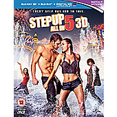 Step Up All In 3D Blu-ray