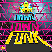 Ministry of sound - Downtown Funk (3CD)