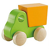 Hape Little Dump Truck (Green)