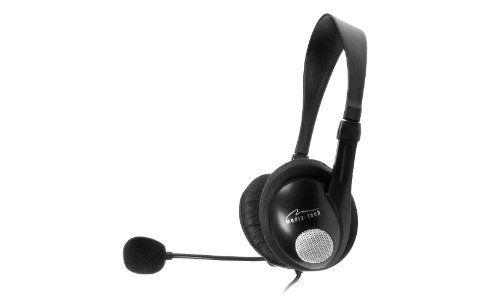 MEDIA-TECH Lyra Headphones With Microphone MT3500