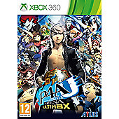 Persona 4 Arena Ultimax - Xbox-360