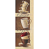 Eurographics Espresso & Coffee Canvas