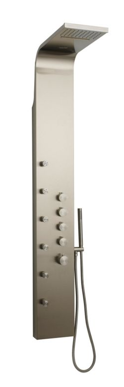 Hudson Reed Cosmos Thermostatic Shower Panel