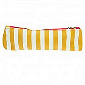 Marks Dot Pencil Pouch - Yellow