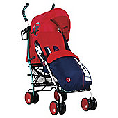 Koochi Speedstar Pushchair, Spectrum Red