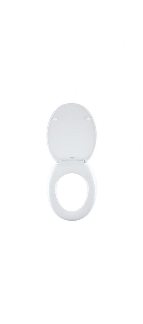 Sanwood Fische Toilet Seat in White