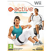 Ea Sports Active - More Workouts