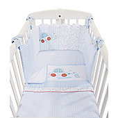 Mothercare Little Beep Beep Crib Bale