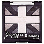 Rimmel HD Union Jack Eye shadow Black Cab