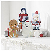 Tesco Chilli Tall Christmas Cards, 20 Pack