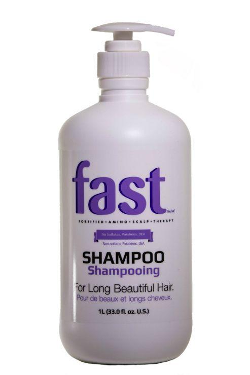 No sls shampoo