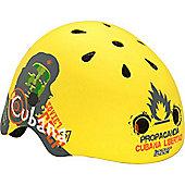 Lazer One Helmet: Che Cubana Yellow XL/XXL. X-Large/XX-Large: 58-62cm
