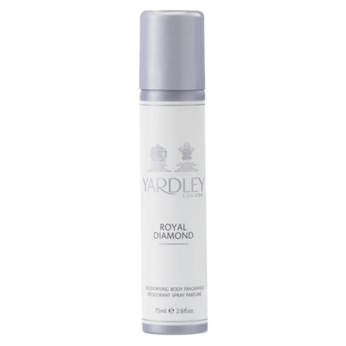 Yardley London Royal Diamond Bodyspray