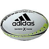 Adidas Torpedo Xtreme Training Rugby Ball - Size 5