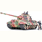 Tamiya 35252 King Tiger (Ardennes Front) 1:35 Military Model Kit