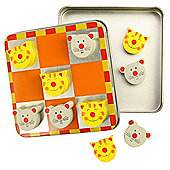 Bigjigs Toys Noughts and Crosses (Cat and Mouse)
