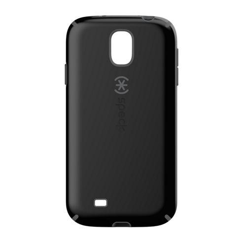 Speck CandyShell Case for Samsung Galaxy S4/IV - Black/Slate Grey