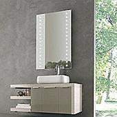 "Bathroom Origins 90"" Whitestar Mirror"