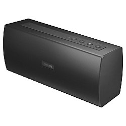 Philips BT4000 Bluetooth Speaker, Black