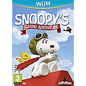Snoopys Grand Adventure Wii U