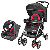 Safety 1st Travel System Hot Red