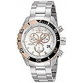 Invicta Pro Diver Mens Chronograph Watch 12859