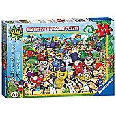 Bin Weevils 80 Piece Jigsaw Puzzle - Ravensburger