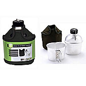 High Peak Water Canteen and Mess Tin Set