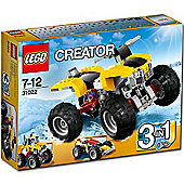 LEGO Creator Turbo Quad 31022 Box Set