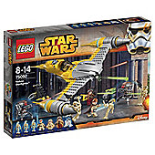 LEGO Star Wars Naboo Star Fighter 75092