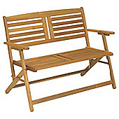 Atlantic Wooden Folding Bench