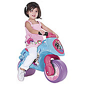 Injusa Disney Frozen Foot-to-Floor Ride-On Bike