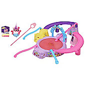 FurReal Friends Dizzy Dancers Spin 'N Glow Disco Playset