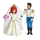 Disney Princess - Fairy Tale Wedding - Ariel - Mattel