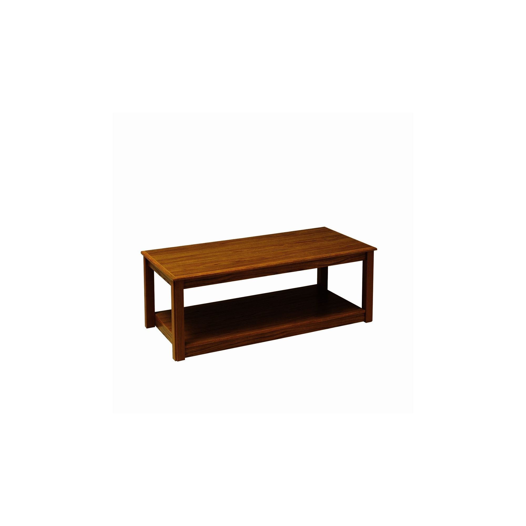 Caxton Byron Coffee Table in Mahogany at Tesco Direct