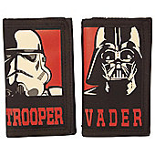 Darth Vader and Storm Trooper  Mixed Wallet