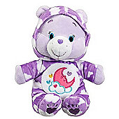 Care Bears 20cm Pyjama Soft Toy - Sweet Dreams Bear