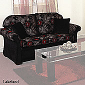 Sweet Dreams Lakeland 2 Seater Sofa - Brown