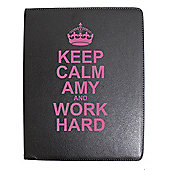 Personalised iPad Keep Calm Case