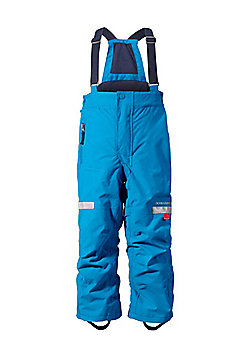 Didriksons Amitola Kids Ski Pants - Teal - Turquoise