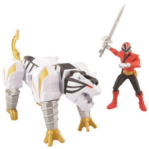 Power Rangers Samurai Zord Vehicle Set - Red