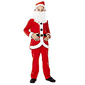 F&F Santa Claus Dress-Up Costume - Red