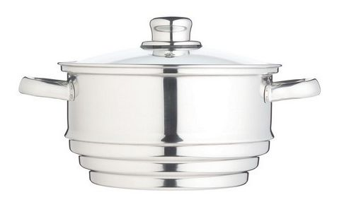 Clearview Stainless Steel Universal Steamer KCCVUNI
